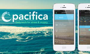 Pacifica App for lawyers to manage stress anxiety
