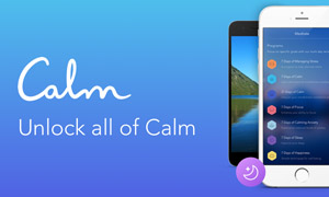 Calm Helps lawyers reduce stress