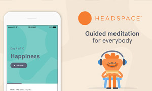 Headspace helps lawyers manage stress